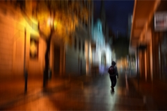 PO001-Lonely wanderer-Marleen La Grange