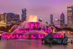 Buckingham Fountain-1